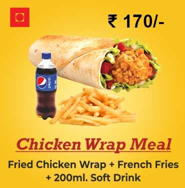 chicken-wrap-meal